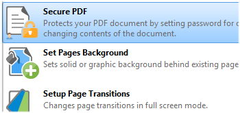Cannot Pdf Files Security Settings